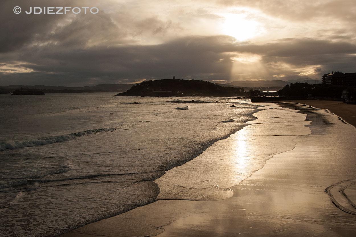 Primera Playa del Sardinero