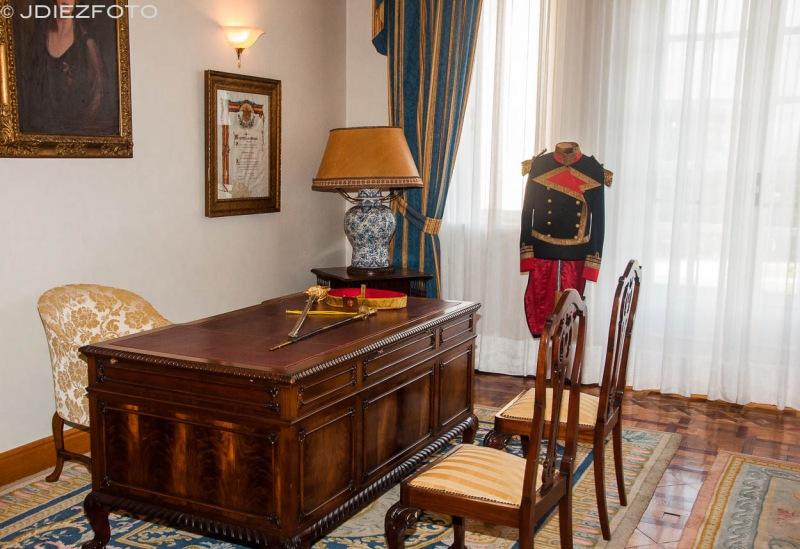 Despacho del Rey Palacio de la Magdalena