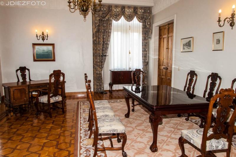 Sala de Audiencias del Rey Alfonso XIII