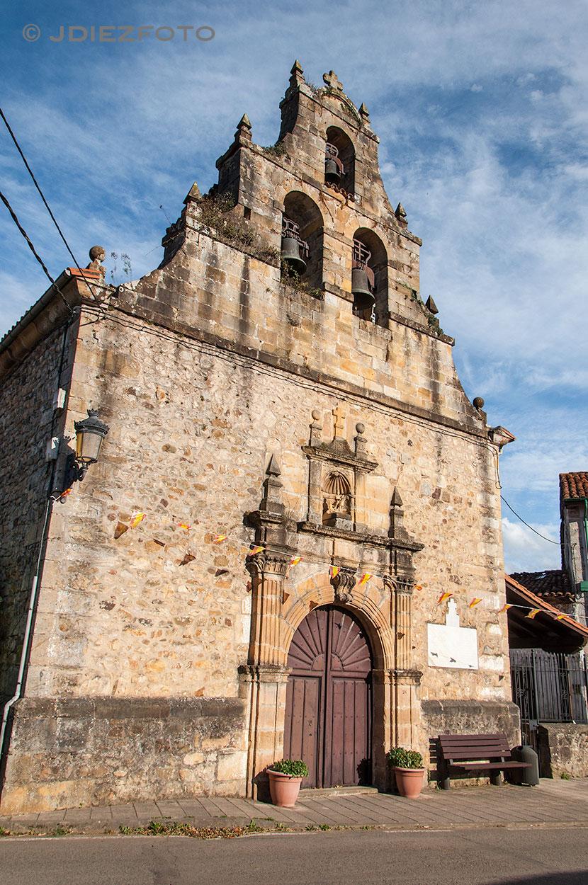 Iglesia de Villacarriedo