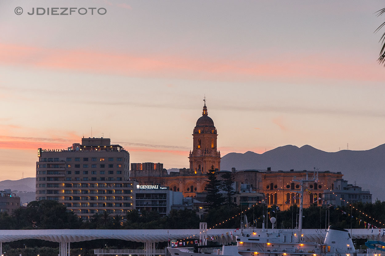 Catedral de Málaga. La Manquita
