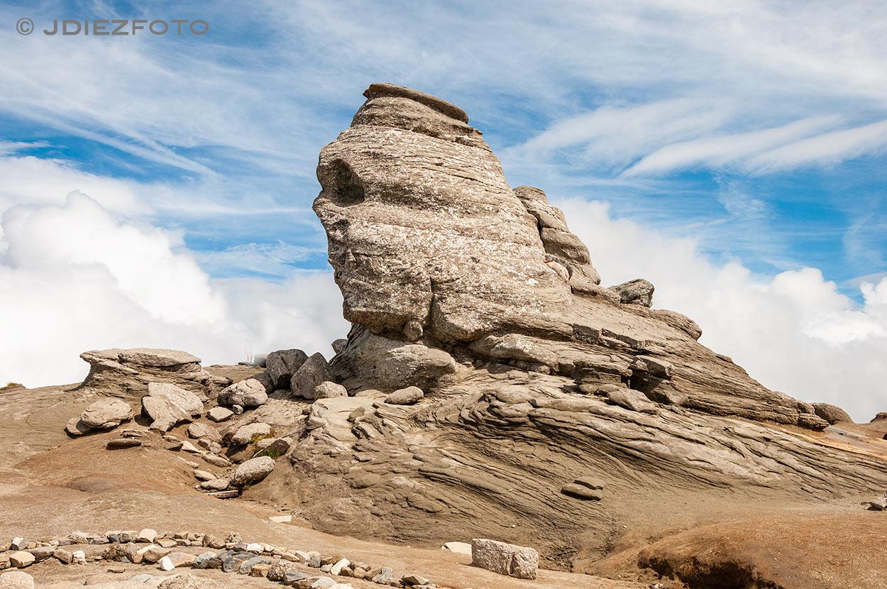 Parque Natural Babele. Montes Bucegi