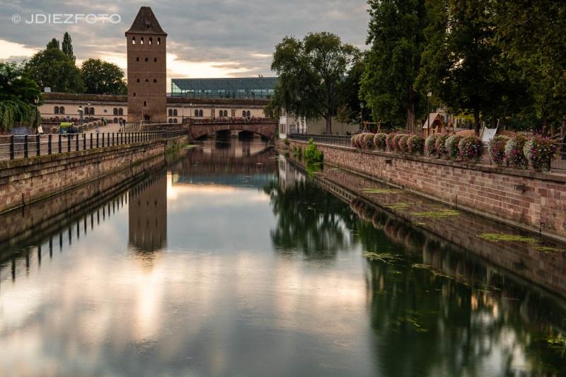 Petite France. Estrasburgo