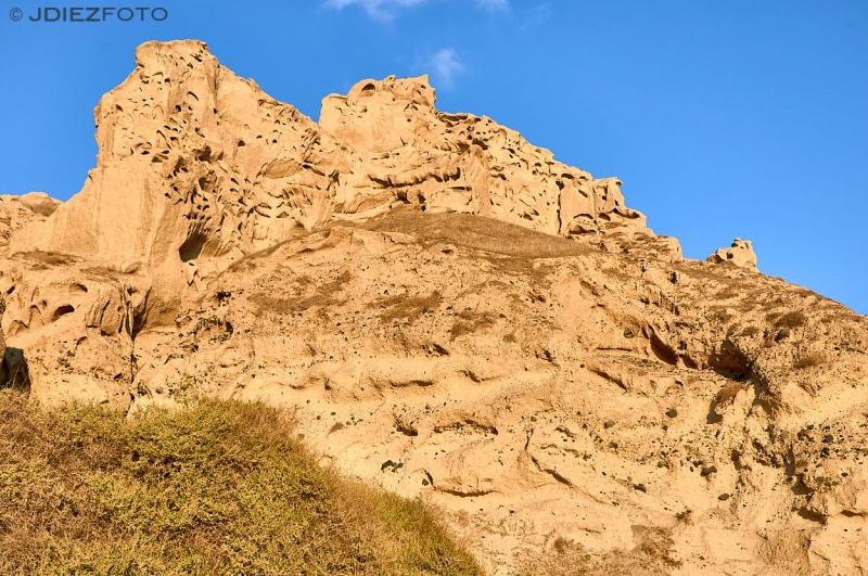 Acantilados de la Playa de Vlychada