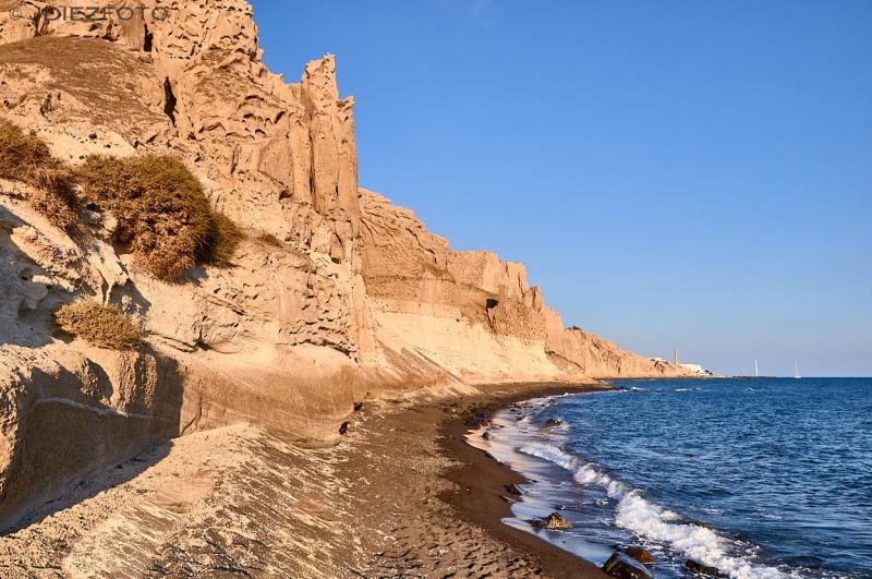Playa de Vlychada Santorini