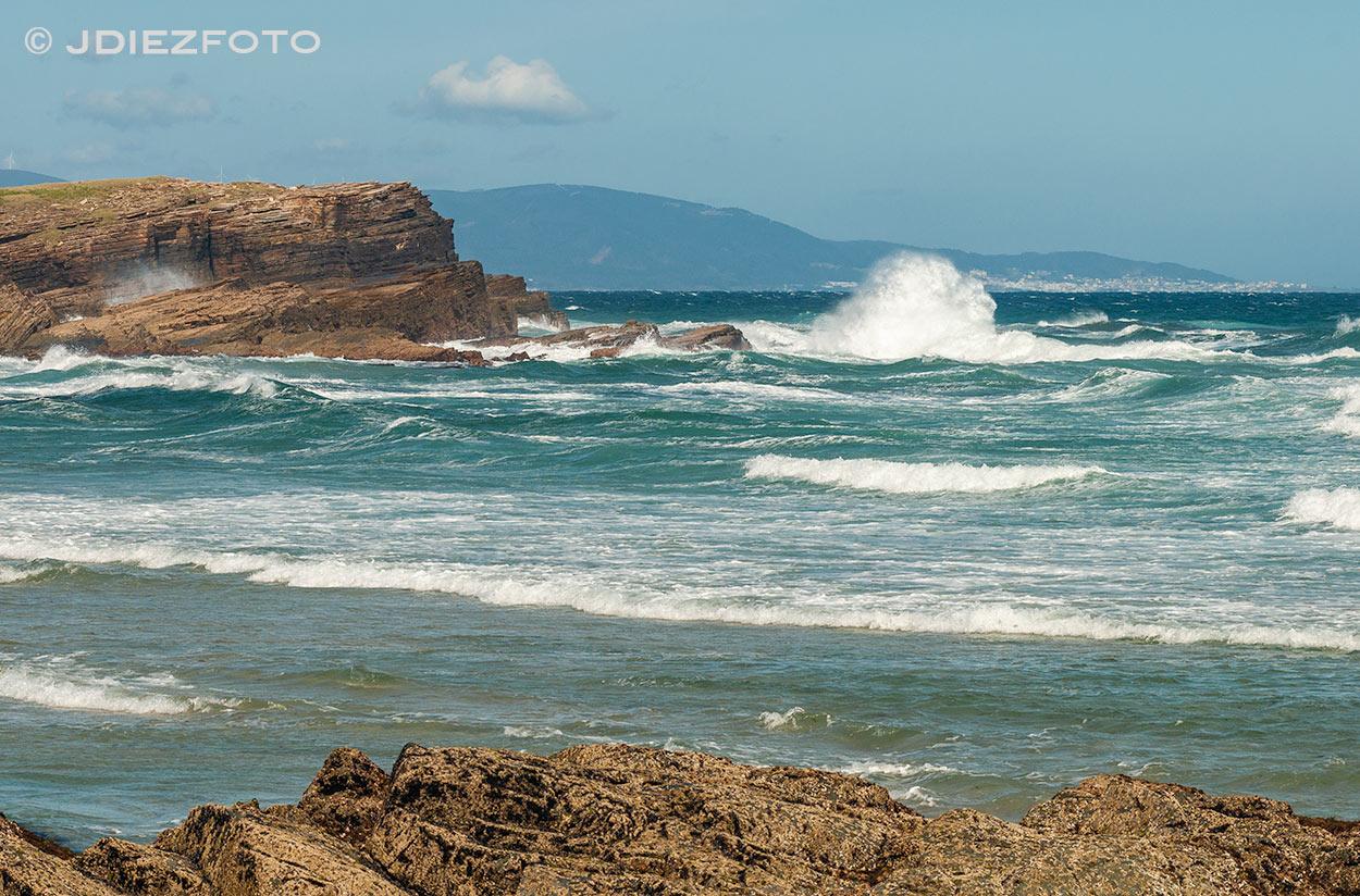 Acantilados Praia Os Castros