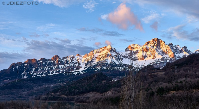 Sierra de Partacua. Valle de Tena