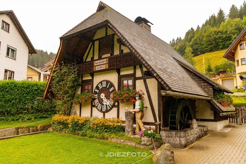 Reloj de cuco de Schonach