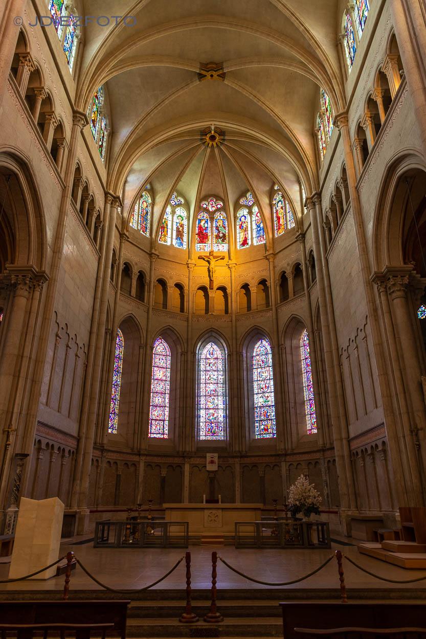 Altar de la Catedral de Lyon