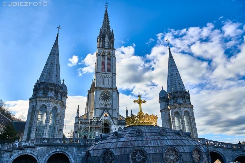 Basílica de la Inmaculada Concepción de Lourdes