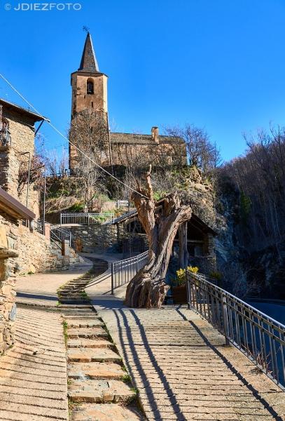 Iglesia de Santa Julia de Unarre