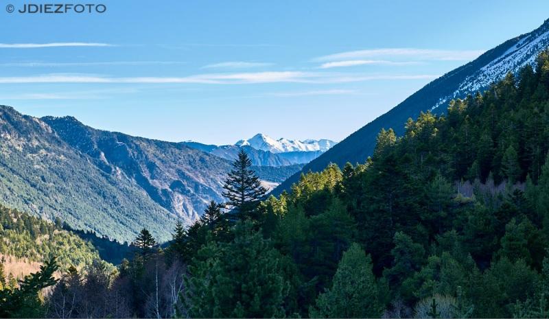 Pico de Monteixo desde el Valle de Monestero