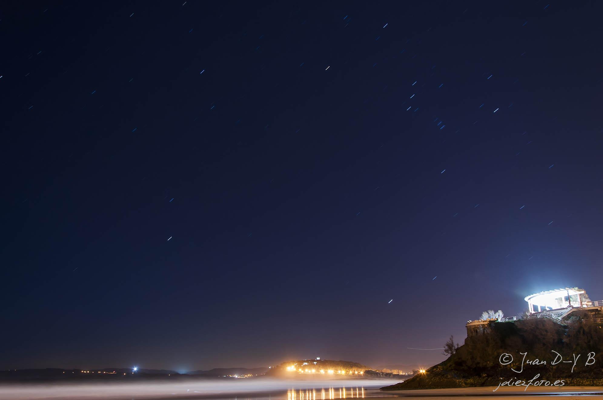 Las estrellas se dejan ver en el Sardinero