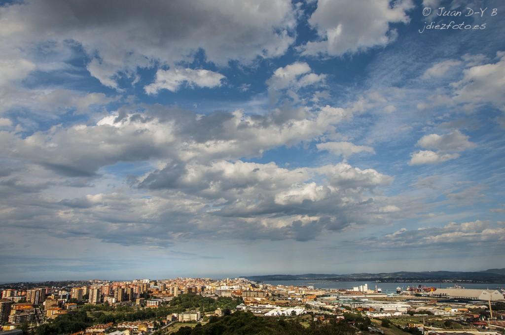 Santander desde Peñacastillo