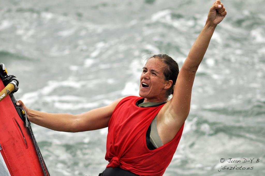 Marina Alabau primera medalla española en el Mundial de Vela
