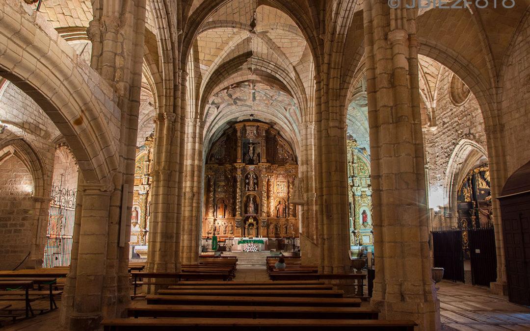 Iglesia de Santa María de los Ángeles. San Vicente de la Barquera