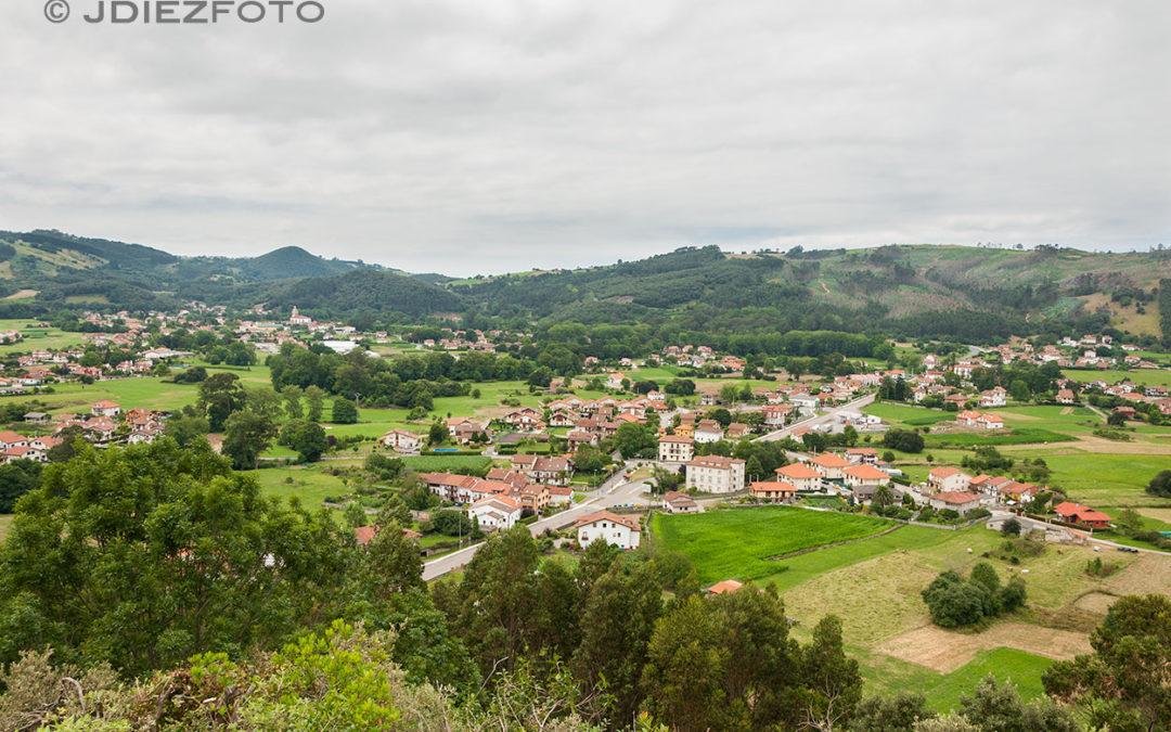 Valle de Liendo. Mirador de Antonio Ruiz