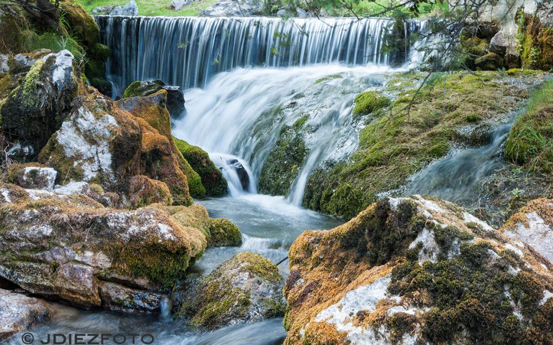 Nacimiento del Río Gándara