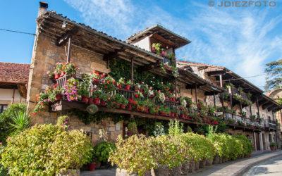 Paseo por Villacarriedo y el Palacio de Soñanes