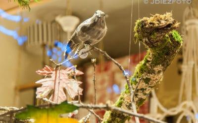 Regalos Pombo. El escaparate mejor adornado para la Navidad en Santander
