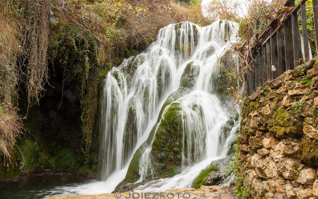 Cascadas de Tobera