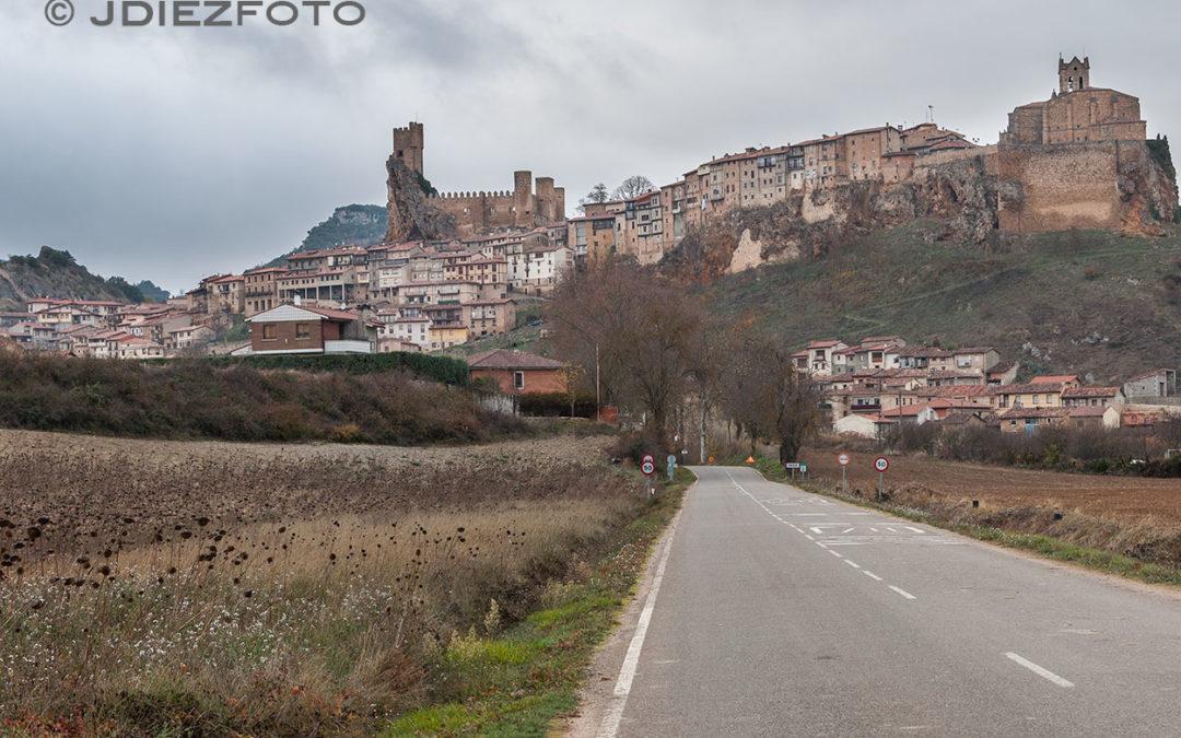 Conociendo la ciudad de Frías en Burgos