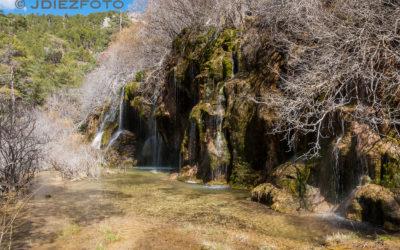 Monumento Natural. Nacimiento del río Cuervo
