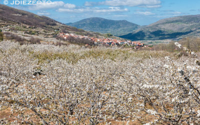Los paisajes del Valle del Jerte