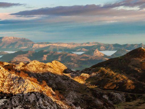 Lagos de Covadonga. Picos de Europa