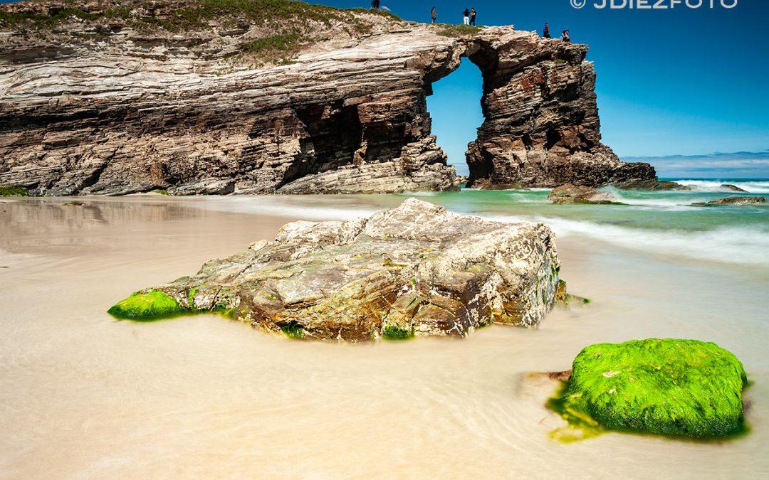 Conociendo la Playa de las Catedrales