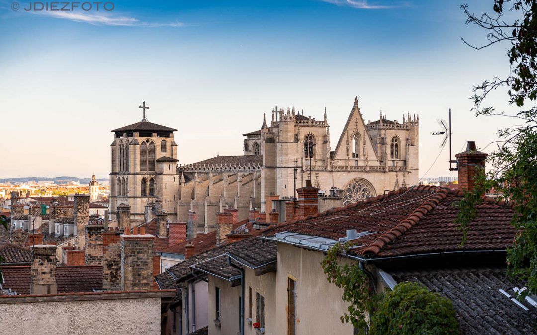 Catedral de Lyon. Saint Jean Baptiste