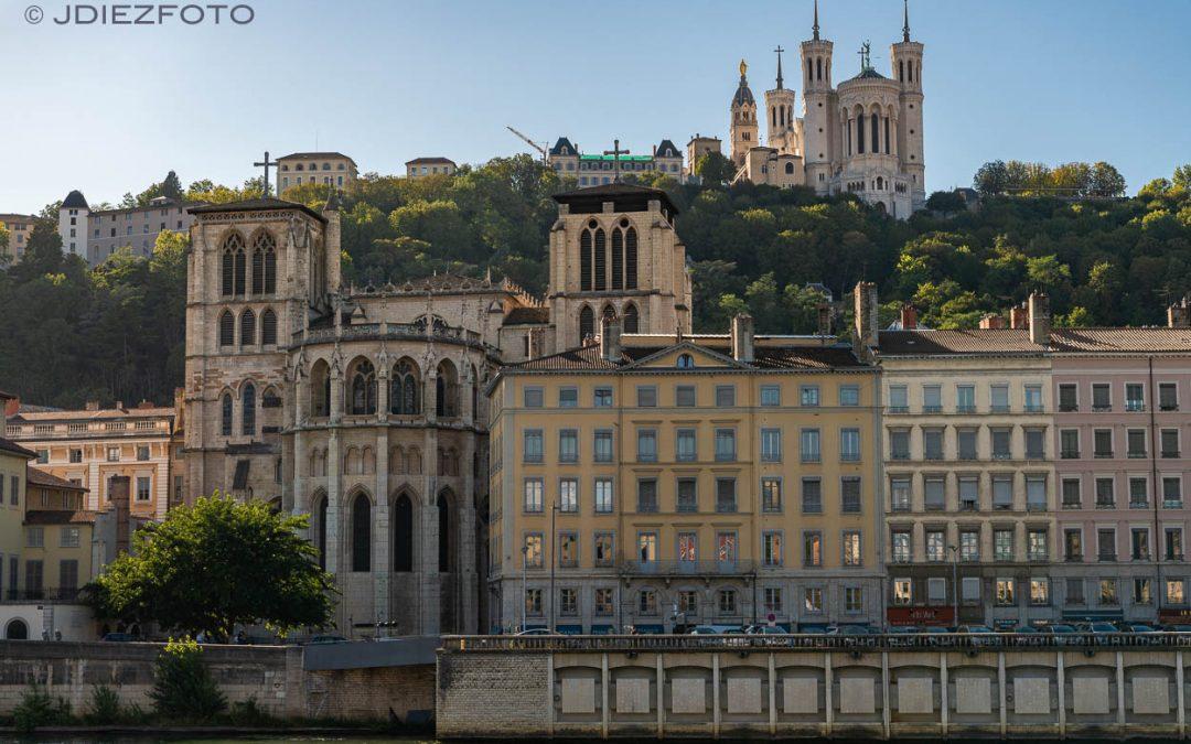 Conociendo la ciudad de Lyon