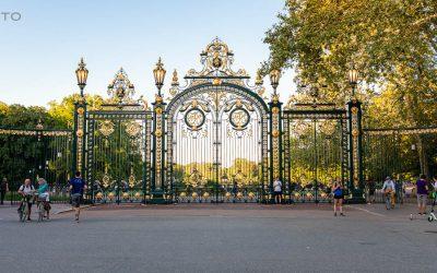 Lyon Parc de la Tête d'Or