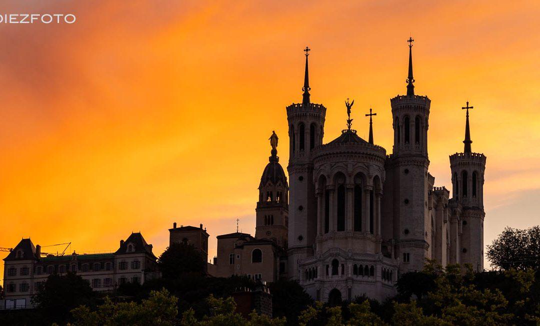 Basílica de Notre Dame de Fourviere. Lyon