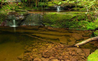 Cascadas de la Senda Fluvial del Canal de Tejera
