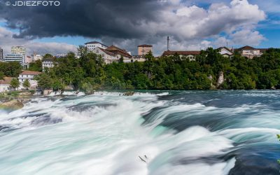 Cataratas del Rin en Escafusa
