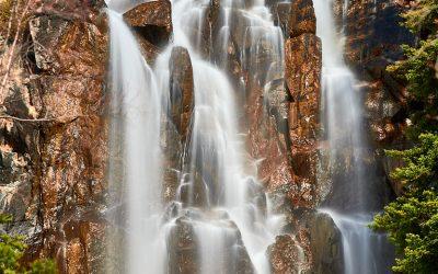 Cascada de Ratera. Parque Nacional de Aigüestortes