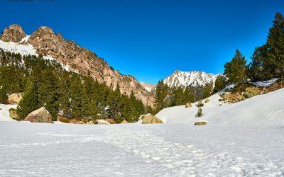 Ruta por el Valle de Monestero. Parque Nacional de Aigüestortes