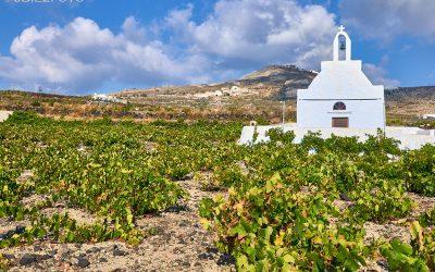 Otros pueblos para ver en Santorini