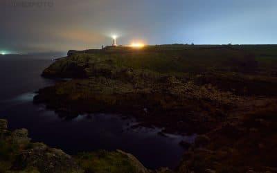 Descubriendo otras vistas de Cabo Mayor al anochecer